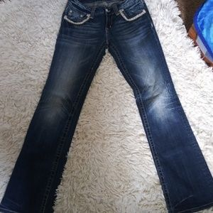 Miss Me Jeans - NWOT Miss Me bootcut jeans size 28